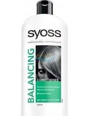 Syoss Odżywka do Wszystkich Rodzajów Włosów i Skóry Głowy Balancing 500 ml