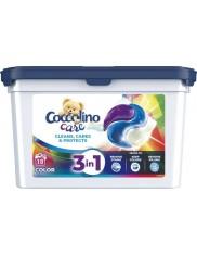 Coccolino Kapsułki do Prania Kolorowych Tkanin 3-w-1 Care 18 szt