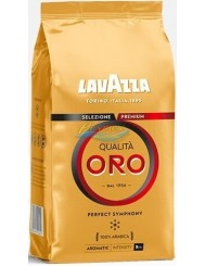 Lavazza Kawa Ziarnista Palona Arabika Qualita Oro Perfect Symphony 1 kg