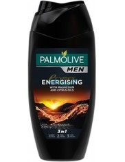 Palmolive Men Żel pod Prysznic do Ciała, Twarzy i Włosów Magnez i Olejki z Cytrusów 3-w-1 Energising 250 ml (IT)