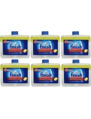 Finish Płyn do Czyszczenia Zmywarki Cytrynowy Zestaw (6x 250 ml)