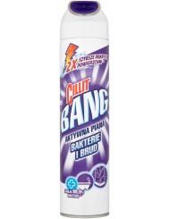 Cillit Bang Aktywna Piana Bakterie i Brud 600ml – do czyszczenia dużych powierzchni łazienkowych