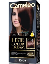 Cameleo Farba do Włosów Trwale Koloryzująca 4.4 Miedziany Brąz 1 szt