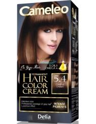 Cameleo Farba do Włosów Trwale Koloryzująca 5.4 Kasztan 1 szt