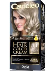 Cameleo Farba do Włosów Trwale Koloryzująca 8.1 Jasny Popielaty Blond 1 szt