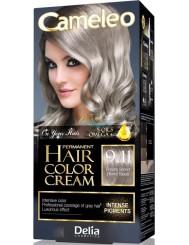 Cameleo Farba do Włosów Trwale Koloryzująca 9.11 Mroźny Blond 1 szt