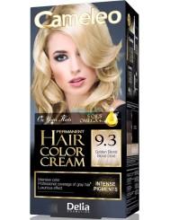 Cameleo Farba do Włosów Trwale Koloryzująca 9.3 Złoty Blond 1 szt