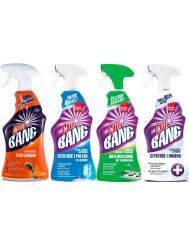 Cillit Bang Płyn do Czyszczenia Spray Zestaw (4x 750 ml)