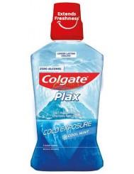 Colgate Płyn do Płukania Jamy Ustnej Cool Mint Cold Exposure Plax 500 ml
