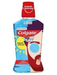 Colgate Płyn do Płukania Jamy Ustnej Fresh Smiles Plax 500 ml
