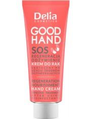 Delia Krem do Rąk Regenerujący i Odżywiający S.O.S Good Hand 75 ml