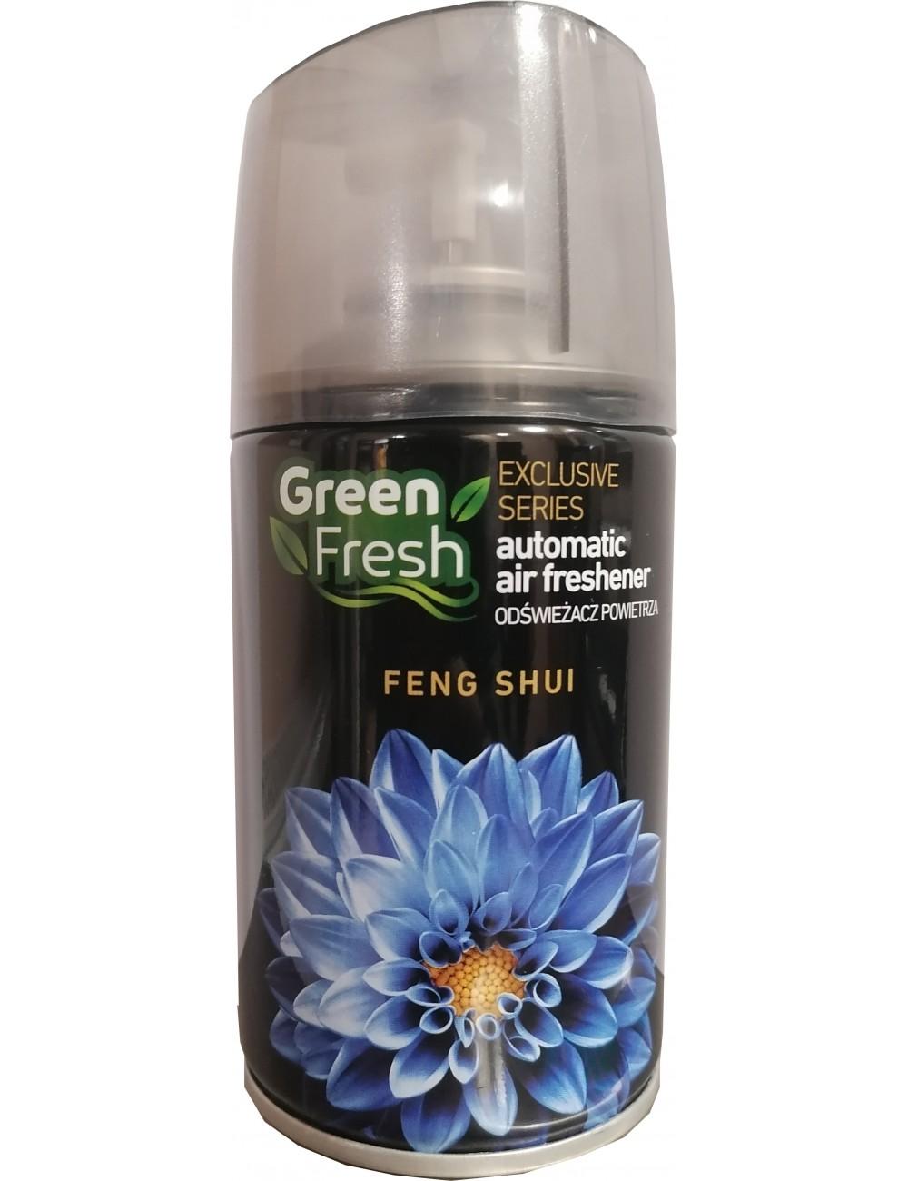 Green Fresh Exclusive Series Wkład do Automatycznego Odświeżacza Powietrza Feng Shui 250 ml