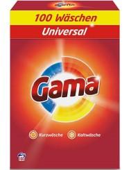 Gama Proszek do Prania Uniwersalny 6,5 kg (100 prań) (DE)
