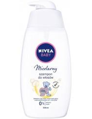 Nivea Baby Szampon dla Dzieci i Niemowląt Micelarny (od 1 dnia życia) 500 ml