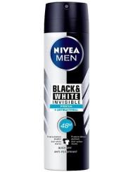 Nivea Men Antyperspirant Spray Black & White Fresh 150 ml