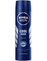 Nivea Men Antyperspirant Spray Cool Kick 150 ml