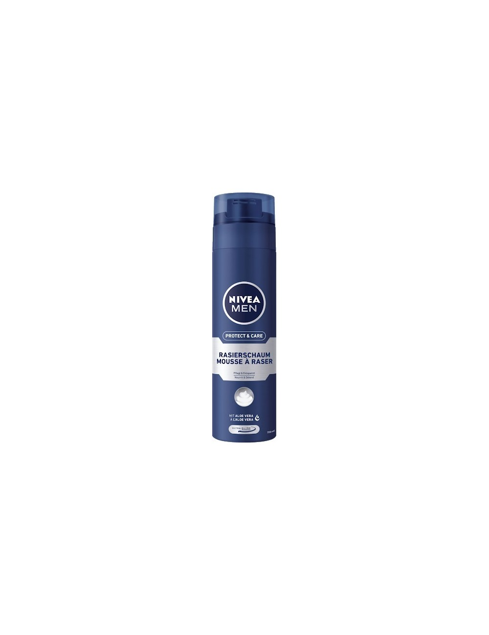 Nivea Men Pianka do Golenia Protect & Care 200 ml