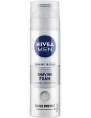 Nivea Men Pianka do Golenia Skin Protection 200 ml