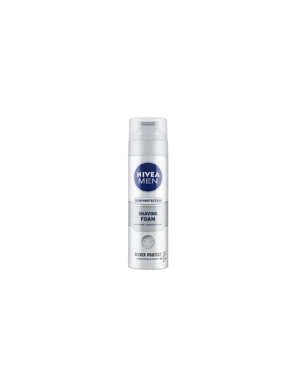 Nivea Men Pianka do Golenia Skin Protection 200 ml