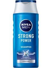 Nivea Men Szampon Strong Power 400 ml