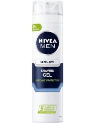 Nivea Men Żel do Golenia Łagodzący Sensitive 200 ml (DE)