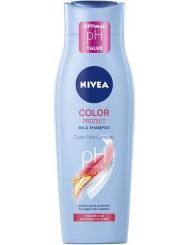 Nivea Szampon do Włosów Farbowanych Color Protect 400 ml