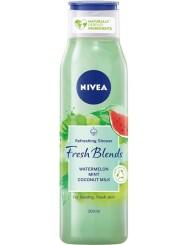 Nivea Żel pod Prysznic Arbuz i Mięta Fresh Blends 300 ml