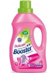 Booster Płyn do Prania Tkanin Delikatnych z Lanoliną 1 L (20 prań)