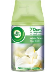 Air Wick Zapas do Automatycznego Odświeżacza Powietrza Białe Kwiaty 250 ml