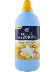 Felce Azzurra Koncentrat do Płukania Tkanin Wanilia i Olejek Arganowy 1025 ml (41 płukań) (IT)