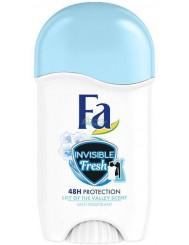 Fa Antyperspirant Sztyft dla Kobiet Invisible Fresh Lilia 50 ml