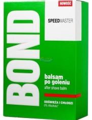 Bond Balsam po Goleniu Speedmaster 150 ml