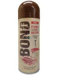Bond Pianka do Golenia Retro Style 400 ml