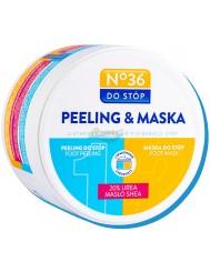 No36 Peeling i Maska 2w1 do Stóp 250 ml