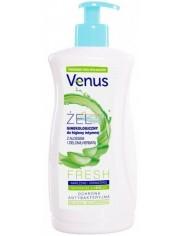 Venus Żel do Higieny Intymnej z Pompką Aloes i Zielona Herbata Fresh 500 ml