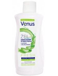 Venus Żel do Higieny Intymnej Aloes i Zielona Herbata Fresh Zapas 500 ml