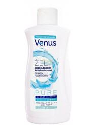 Venus Żel do Higieny Intymnej z Kwasem Hialuronowym Pure Zapas 500 ml