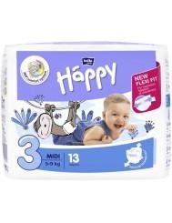 Bella happy midi 5-9kg – pieluchy dla dzieci 13 sztuk
