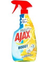 Ajax Płyn Czyszczący do Wszystkich Powierzchni Soda Oczyszczona i Cytryna Boost 500 ml