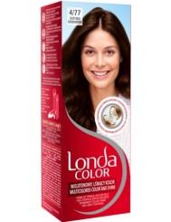 Londa Farba Koloryzująca 4/77 Złoty brąz – nadaje włosom wielotonowy kolor nawet na 8 tygodni