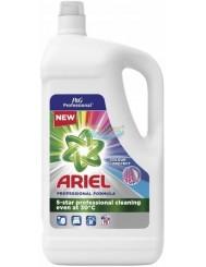 Ariel Płyn do Prania Tkanin Kolorowych Ochrona Koloru Professional 4,95 L (90 prań)