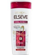 Elseve Szampon do Włosów Zniszczonych Regenerujący 5 Total Repair 250 ml
