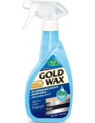 Gold Wax Płyn do Pielęgnacji Różnych Powierzchni Antystatyczny z Pompką Pacyficzna Bryza 400 ml