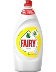 Fairy Lemon Płyn do Mycia Naczyń o Zapachu Cytryny 900 ml