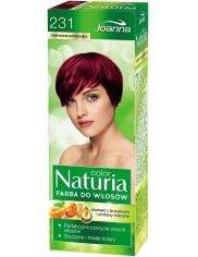 Joanna Naturia Farba Do Włosów  231 Czerwona Porzeczka