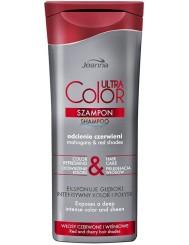 Joanna Szampon do Włosów Czerwonych i Wiśniowych Ochronny i Pielęgnujący Odcienie Czerwieni Ultra Color 200 ml