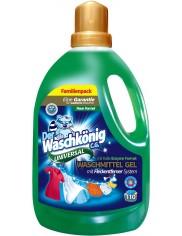 Waschkönig Żel do Prania Tkanin Uniwersalny 3,305 L (110 prań)