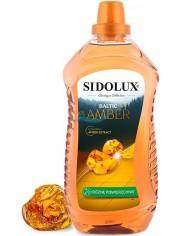 Sidolux Płyn do Mycia Różnych Powierzchni Uniwersalny z Ekstraktem z Bursztynu Baltic Amber 1 L