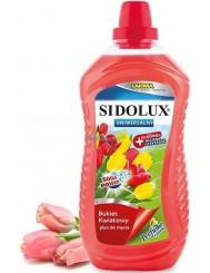 Sidolux Płyn do Mycia Wszystkich Powierzchni Zmywalnych Uniwersalny Bukiet Kwiatowy 1 L