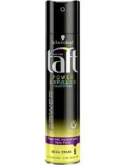 Taft Lakier do Włosów 5 Mega Mocny Power Express 250 ml (DE)